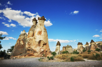 Small-Group Cappadocia Tour Including Ozkonak Underground City, Uchisar and Open Air Museum in Goreme