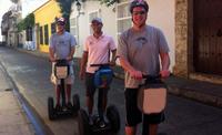 Small-Group Cartagena Segway Tour Photos