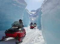 Snowmobile Tour From Anchorage Photos