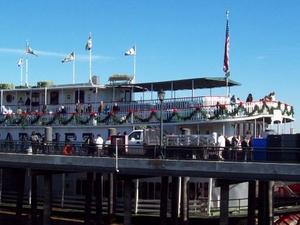Steamboat Natchez Harbor Cruise Photos