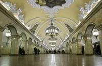 St Petersburg Metro Station Tour Photos