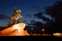 St Petersburg by Night: City Sightseeing Tour Photos