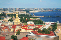 St Petersburg Shore Excursion: City Tour with Hermitage Museum and Peterhof Photos