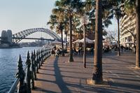 Sydney Shore Excursion: Sydney Walking Tour Photos