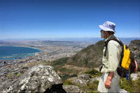 Table Mountain Hike in Cape Town Photos