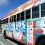 The Bus Blows Bubbles - San Francisco