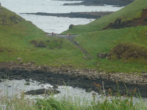 Titanic Visitor Experience and Giant's Causeway Day Trip from Dublin Photos