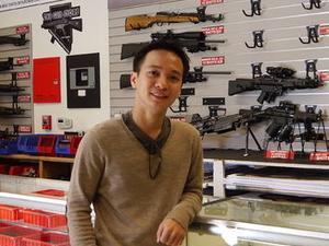 Viator Exclusive: Las Vegas Gun Store and Firing Range Package Photos