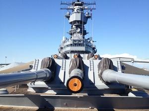 Battleship Iowa Museum Admission in Los Angeles  Photos