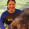 Swim with the Seals at the Miami Seaquarium