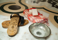Turkish Bath Experience at Cemberlitas Hamami in Istanbul Photos
