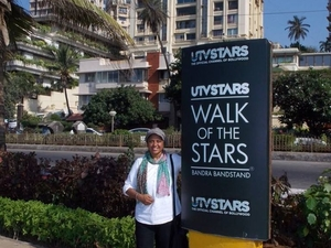 Bollywood In Mumbai: Walk Of The Stars, Bollywood Movie & Rickshaw Ride Photos