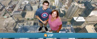 Viator VIP: Willis Tower Skydeck Early Access, Trolley City Tour and Chicago River Cruise Photos