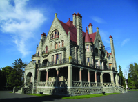 Victoria Shore Excursion: Craigdarroch Castle Photos