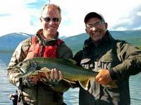 Yukon Lakes Fishing Day Trip Photos